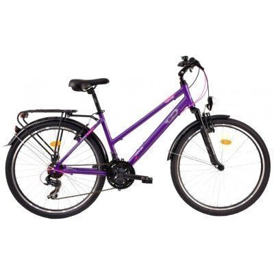 Bicicleta Trekking DHS Travel 2656 - model 2017