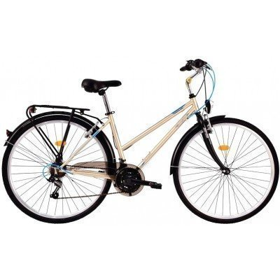 Bicicleta Trekking DHS Travel 2852 - model 2017