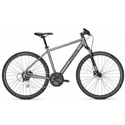 Bicicleta Trekking Focus Crater Lake 3.7 DI