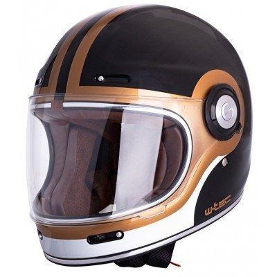 Casca motocicleta W-Tec Fiber Glass