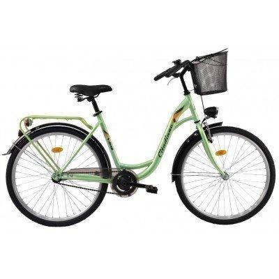 Bicicleta City DHS Citadinne 2632 - model 2017