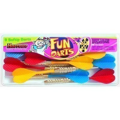 Sageti darts Harrows Fun 2BA