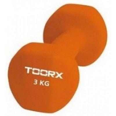Gantera neopren Toorx 3 Kg