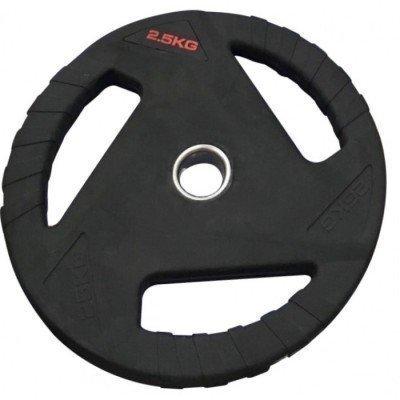 Greutate cauciucata Rega Fitness 2.5 Kg