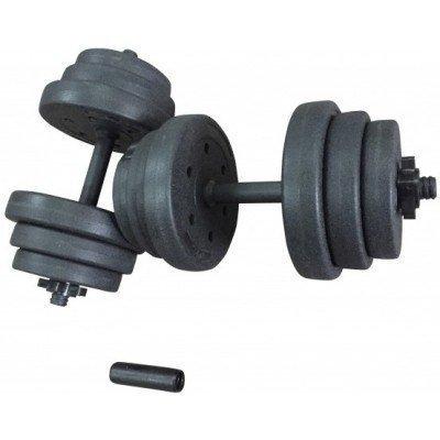 Set gantere reglabile ciment Dayu Fitness 42 kg