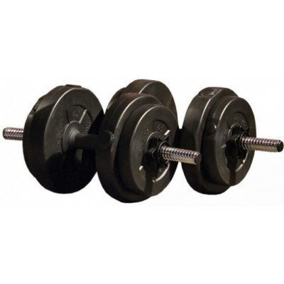 Set gantere reglabila Iron Gym 15Kg