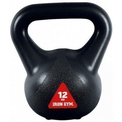 Greutate Iron Gym Kettlebell 12 Kg
