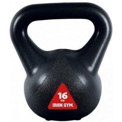 Greutate Iron Gym Kettlebell 16 Kg