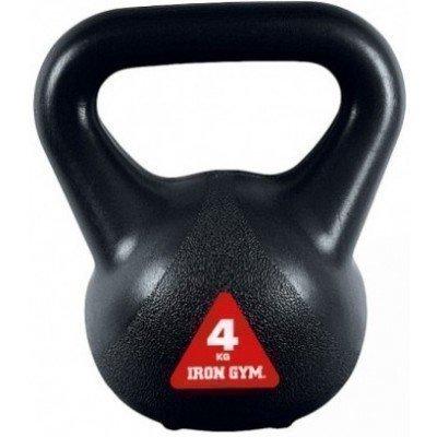 Greutate Iron Gym Kettlebell 4 Kg