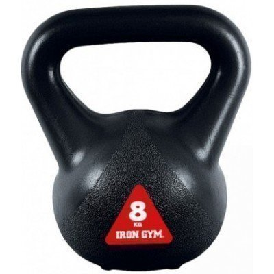 Greutate Iron Gym Kettlebell 8 Kg