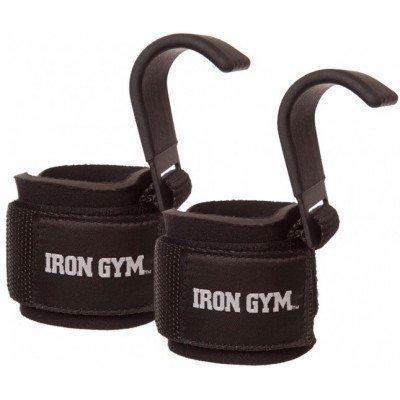 Carlige tractiuni Iron Gym Iron Grip