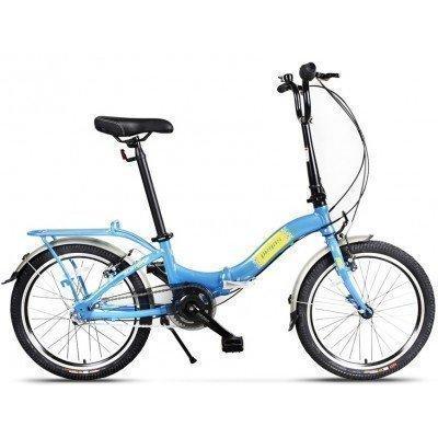 Bicicleta pliabila Pegas Camping 3s