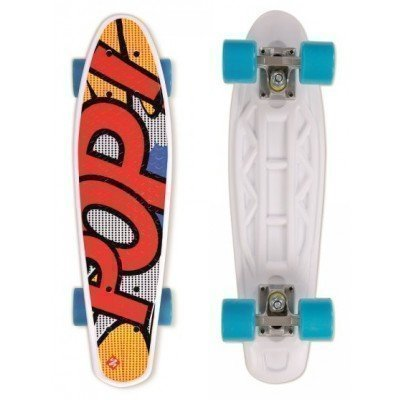 Pennyboard Street Surfing Pop Board