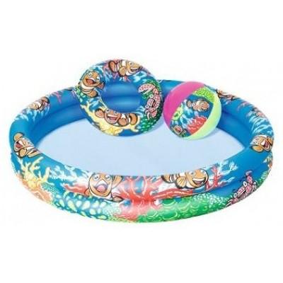 Piscina gonflabila Bestway Nemo 51124