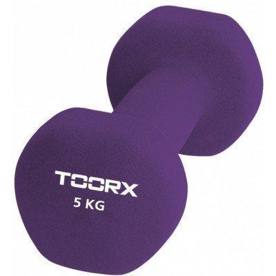 Gantera neopren Toorx 5 Kg