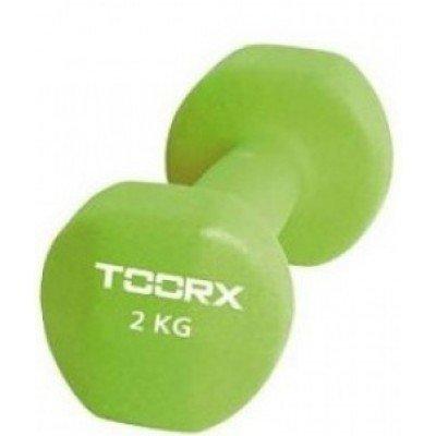 Gantera neopren Toorx 2 Kg
