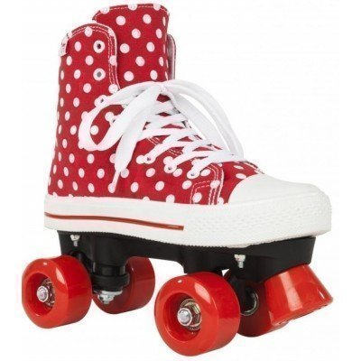 Role Rookie Canvas High Polka Dots