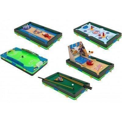 Masa multigames 5in1 Globo