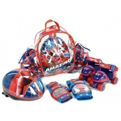 Set role copii Saica Spiderman Quad