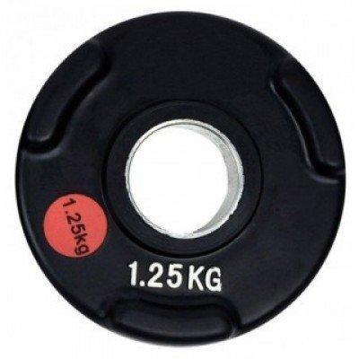 Greutate cauciucata cu maner Sportmann 1.25 Kg