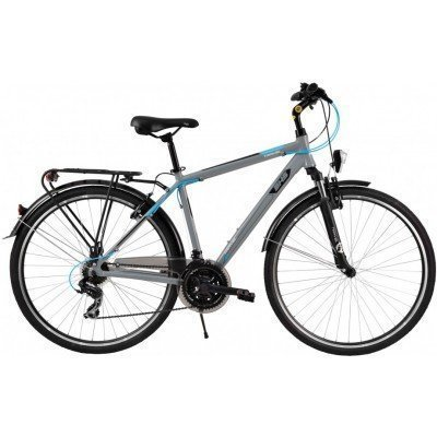 Bicicleta Trekking DHS Travel 2855 - model 2017