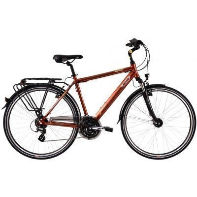Bicicleta Trekking DHS Travel 2857 - model 2017