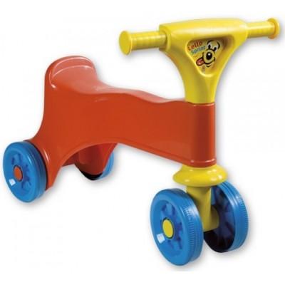 Tricicleta copii fara pedale Androni Giocattoli