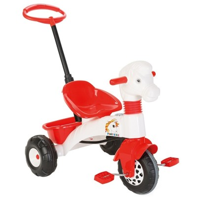 Tricicleta cu maner Pilsan Pony