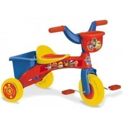 Tricicleta Mondo Paw Patrol