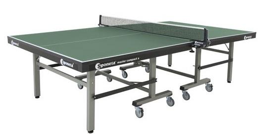 Masa de tenis indoor Sponeta Master Compact S