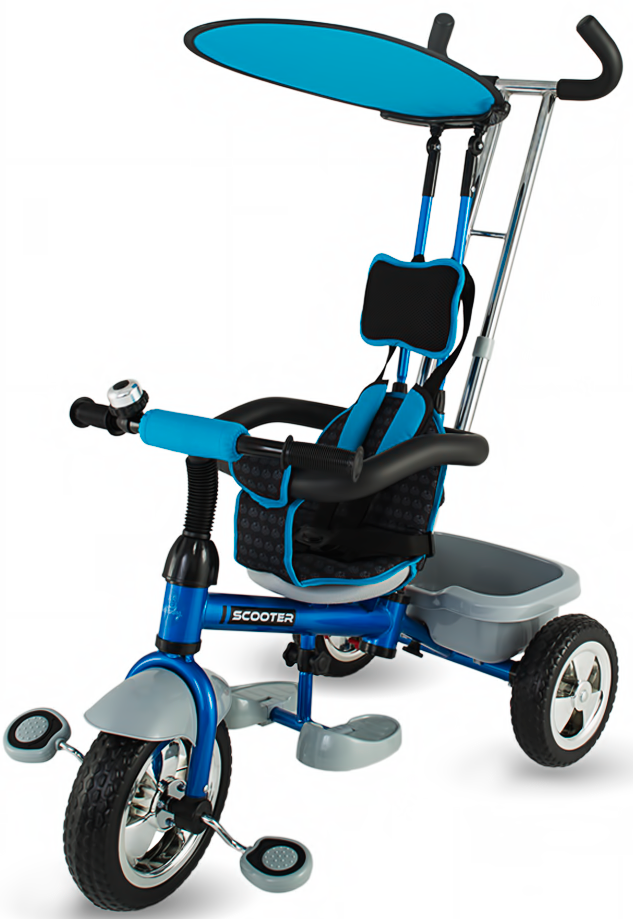 Tricicleta DHS Scooter Plus