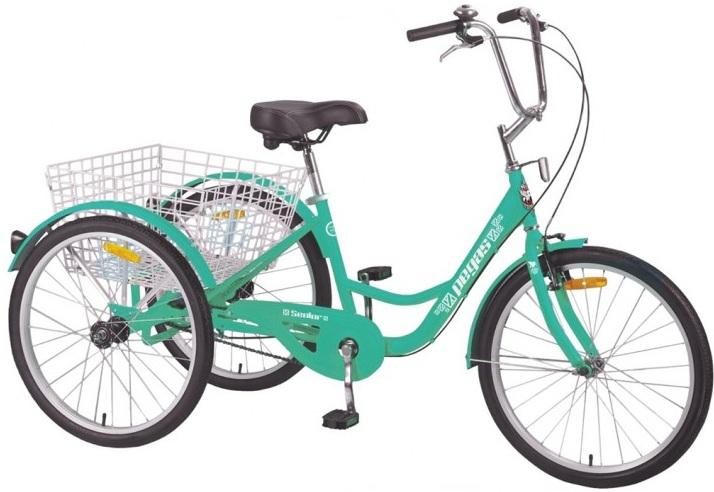 Tricicleta adulti Pegas Senior Triciclu