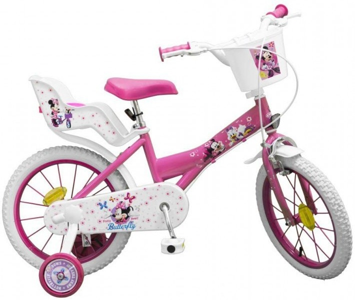 Bicicleta copii Toimsa Minnie Mouse 16