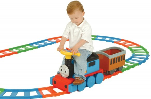 Trenulet electric MVS Thomas