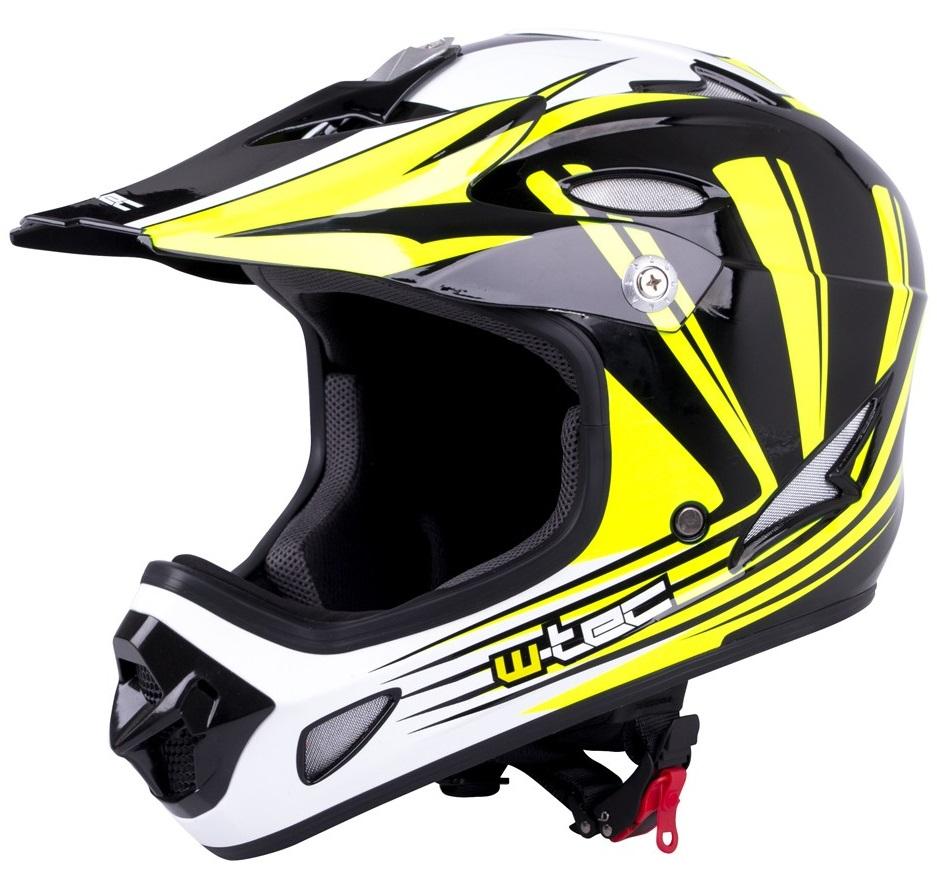 Casca moto W-Tec FS-605